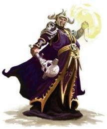 Kalarel, o feiticeiro negro